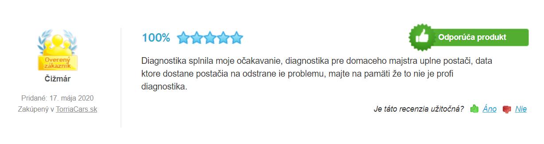 autodiagnostika, ddiagnostický prístroj, recenzia
