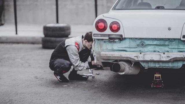 oprava pneumatík, bezpečnosť, defekt