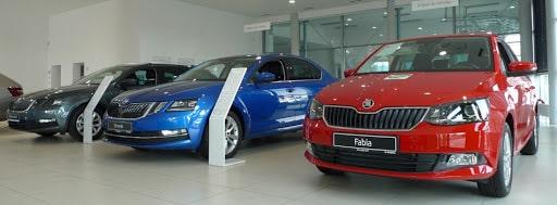 predvádzacie vozidlá, predaj áut, ojazdené autá, auto na predaj, škoda