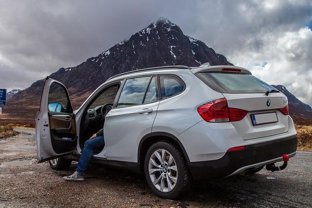 SUV, automobil, auto, športové úžitkové auto, 4x4